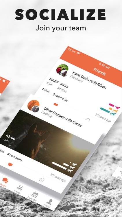 Equilab Equestrian Tracker screenshot-4