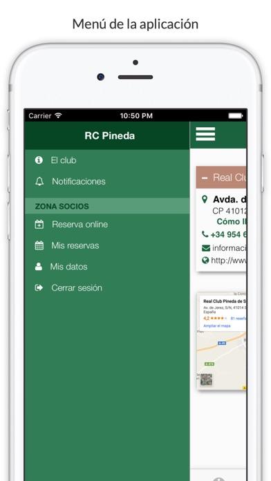 RCPineda Reserva screenshot 5