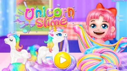 Unicorn Slime - Trendy Fun screenshot one