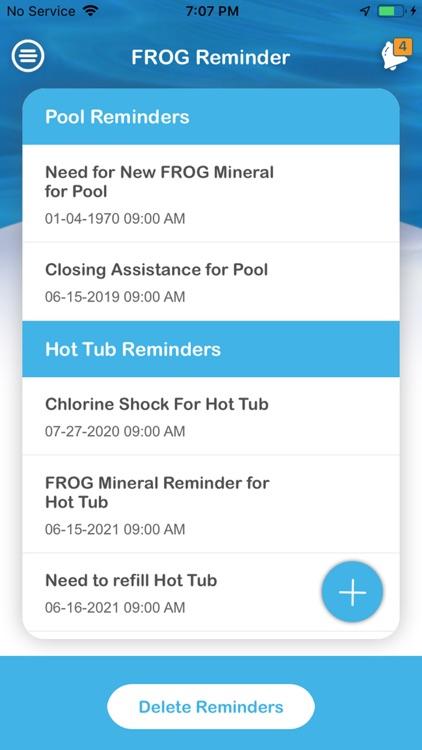 FROG Water Care screenshot-7