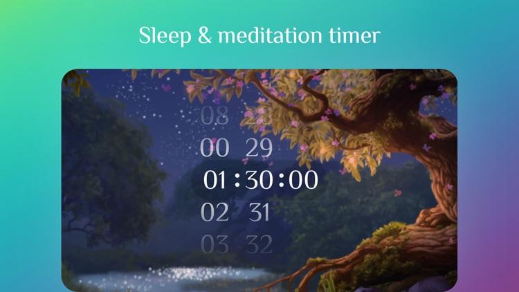 Away ~ Nature Sounds to Sleep screenshot-4