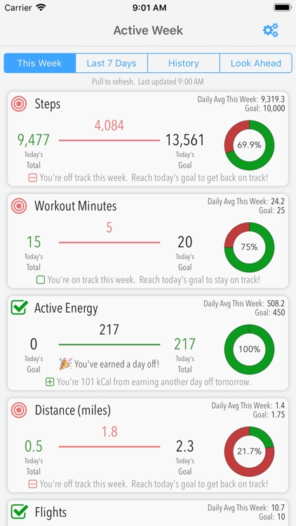 Active Week screenshot-5