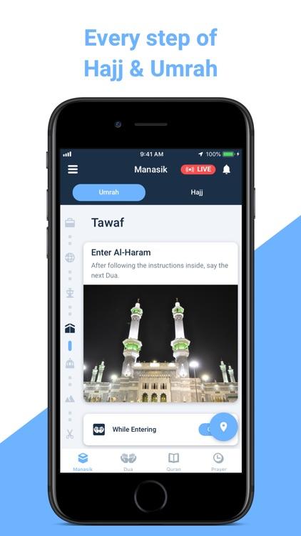 WeSalam - Hajj & Umrah guide screenshot-0