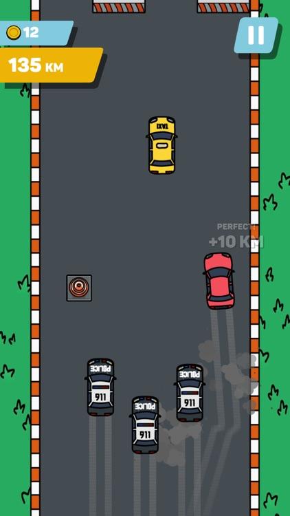 Dodge Racer screenshot-5