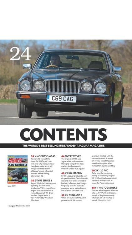 Jaguar World Magazine screenshot-3