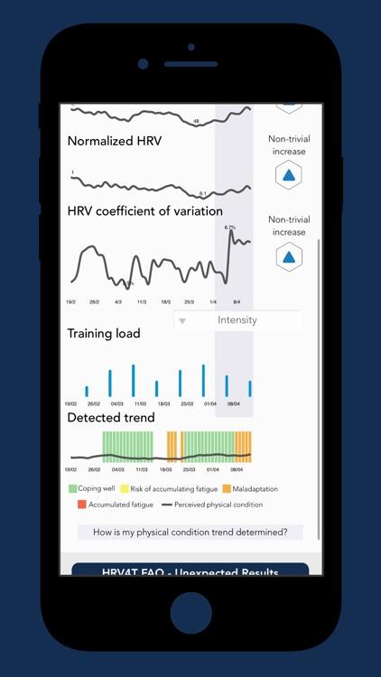 HRV4Training screenshot-7