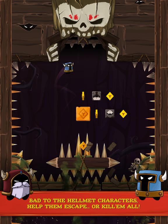 HELLMET screenshot 9