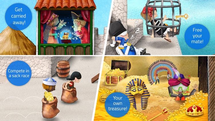 Tiny Pirates: Toddler's App screenshot-3