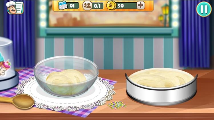 Papa Cooking Cake Dash : Sims screenshot-3