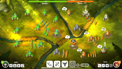 Mushroom Wars 2: オンライン戦争ゲームのおすすめ画像7
