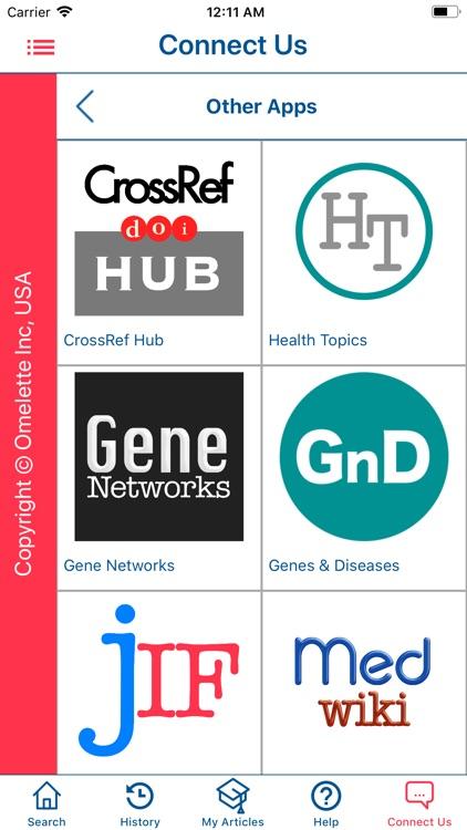 PubMed Hub screenshot-9