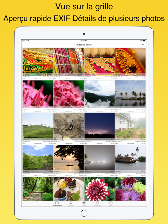 EXIF Viewer by Fluntro
