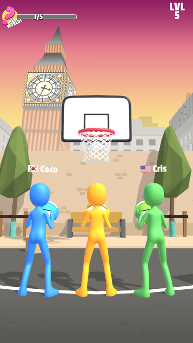 Five Hoops screenshot 4