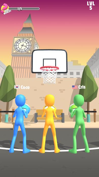 Five Hoops screenshot 9