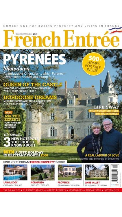 FrenchEntrée Magazine screenshot-5