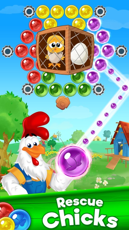 Farm Bubbles Bubble Shooter screenshot-1