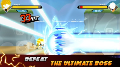 Stick Shadow: Fight screenshot 1