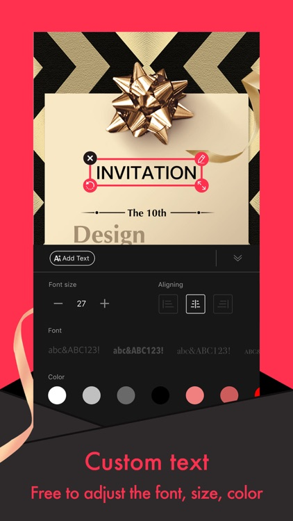 Party Invitation Cards Maker By Wuhan Net Power Technology