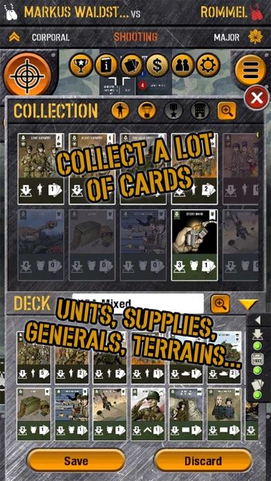 WWII Tactics Card Game screenshot three