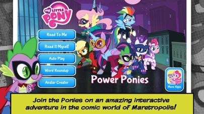 My Little Pony: Power Poniesのおすすめ画像1
