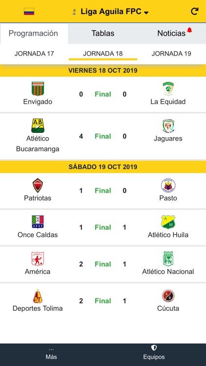 Liga Aguila Futbol Profesional