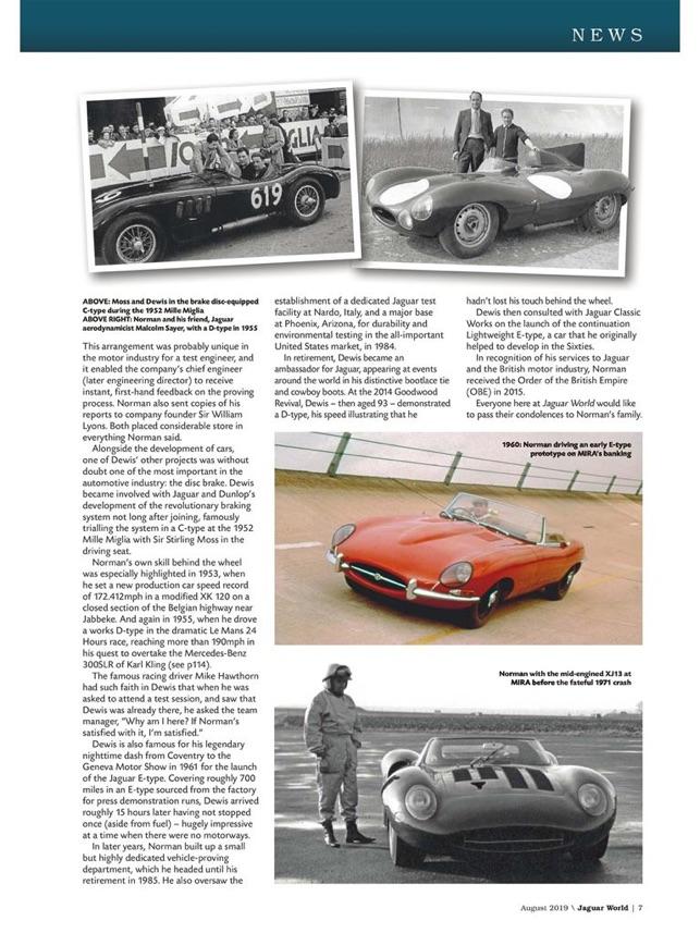 Jaguar World Magazine on the App Store