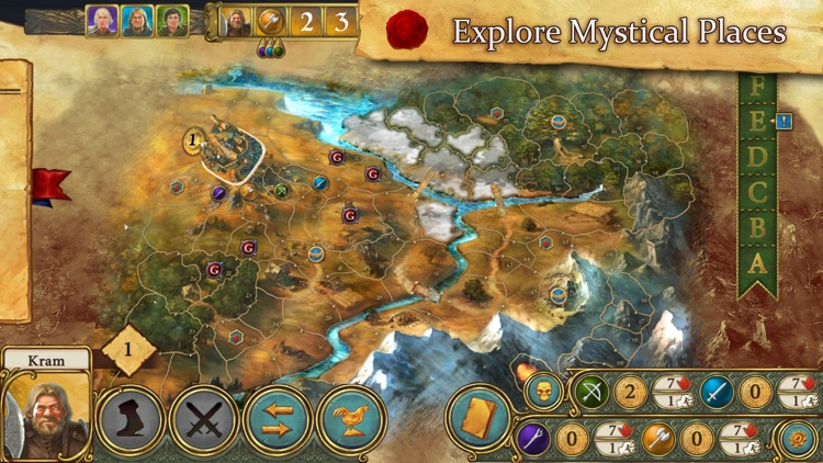 Legends of Andor screenshot-3