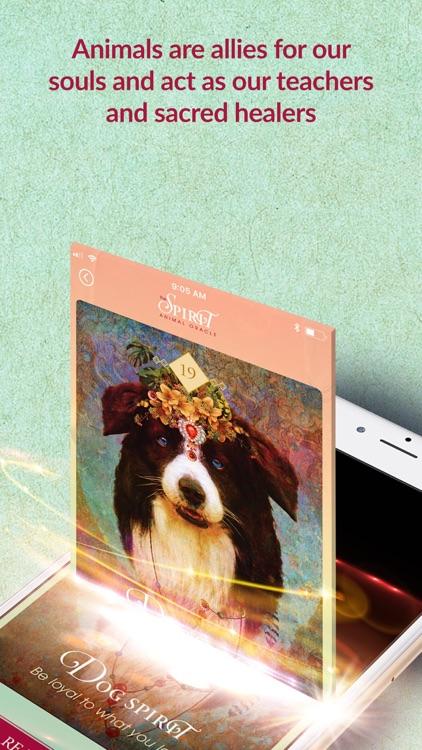 The Spirit Animal Oracle screenshot-3