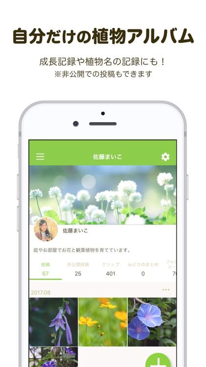 GreenSnap - 植物・花の名前が判る写真共有アプリ screenshot-4