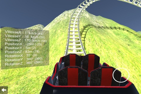 Energy Roller Coaster - náhled