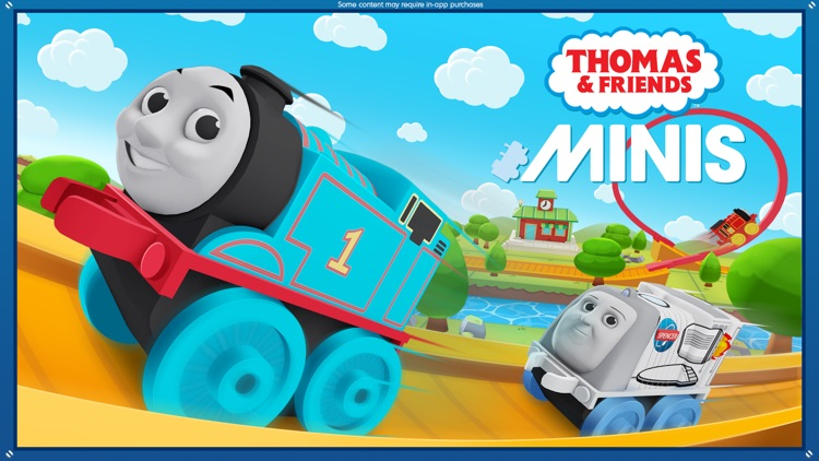 Thomas & Friends Minis screenshot-5