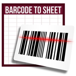 Barcode, QR Code to Sheet
