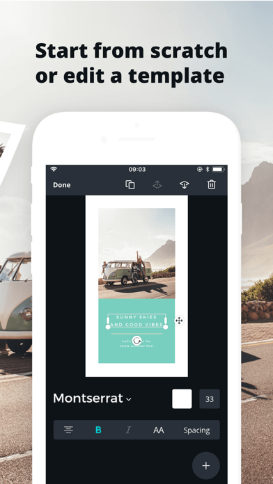 Download Canva - Graphic Design Creator for Pc