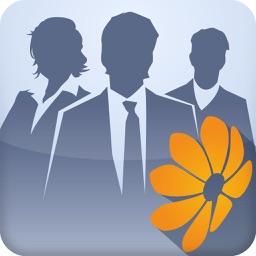 Die Mitarbeiter App