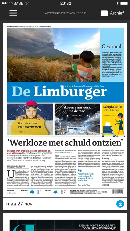De Limburger Krant screenshot-0