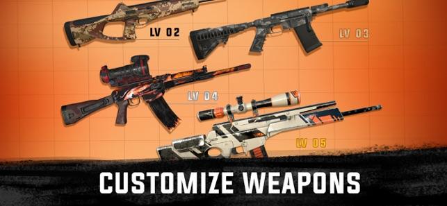 Sniper 3D Assassin: Gun Games on the App Store