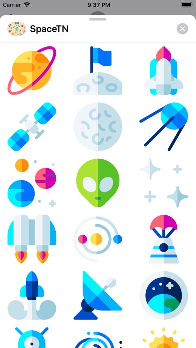 SpaceTN screenshot 2
