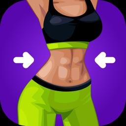 absmaster - fitness app
