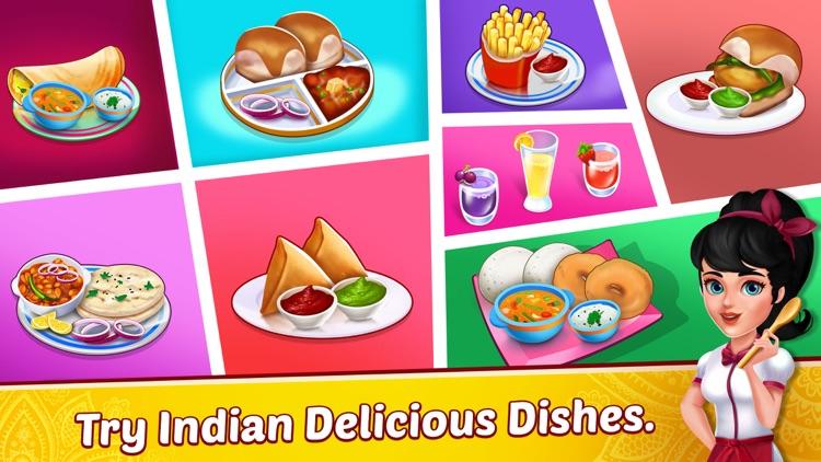 Indian Food Truck Cooking Game screenshot-3