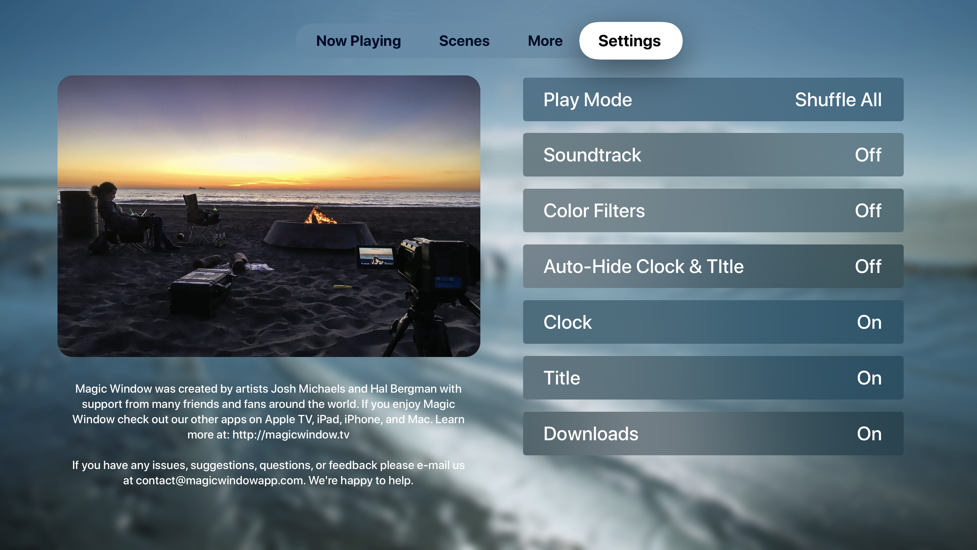 Beaches by Magic Window screenshot 10
