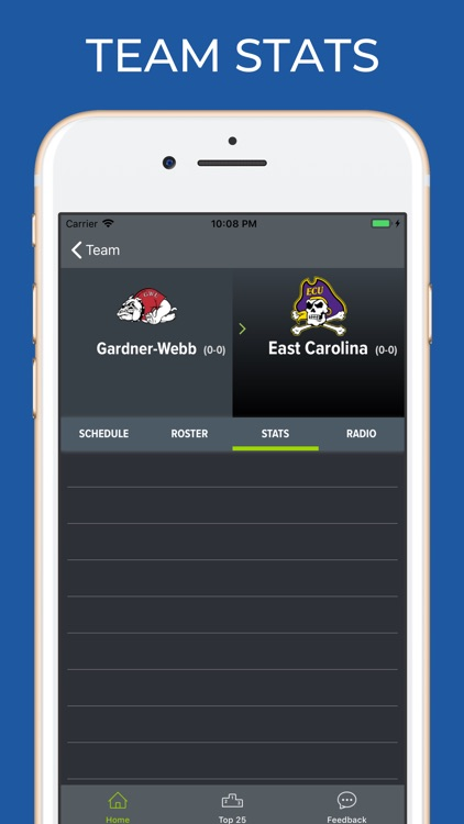 East Carolina Football App screenshot-3