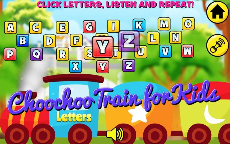 Choo Choo Train For Kids screenshot 2