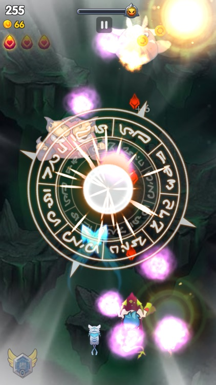 Sky Champ: Monster Attack screenshot-7