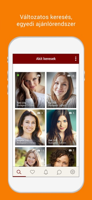 Társkereső alkalmazások az iphone 3-hoz