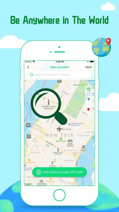 Herunterladen Fake GPS - Location Faker für Pc