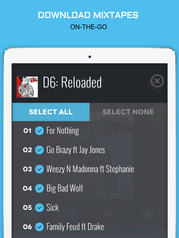 DatPiff - Mixtapes & Music - Revenue & Download estimates