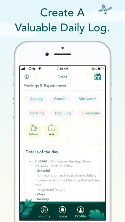 Orb: Mind-Body Tracker screenshot-6