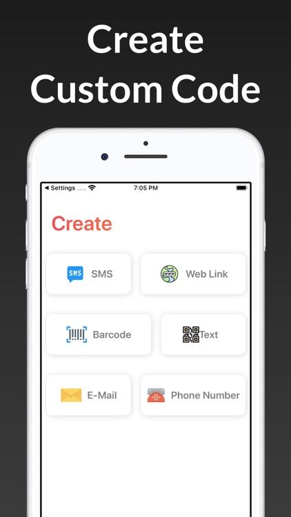 QR Code Scanner+ screenshot-3