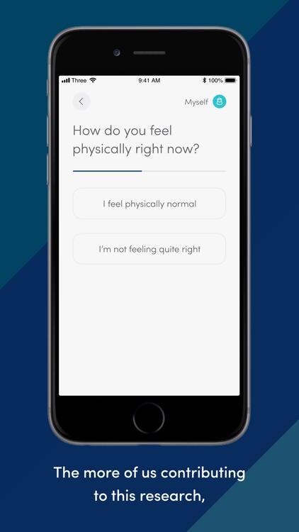 COVID Symptom Study screenshot-4