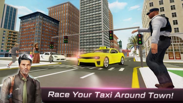 Taxi Driver Life New York City screenshot-4
